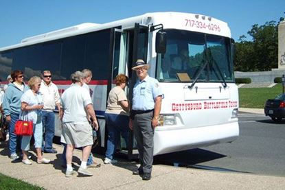 Picture of Gettysburg Dramatized Audio Bus Tour