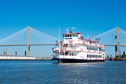 Picture of Savannah Riverboat Cruises-Dinner Cruise