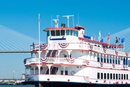 Picture of Savannah Riverboat Cruises-Saturday Luncheon Cruise