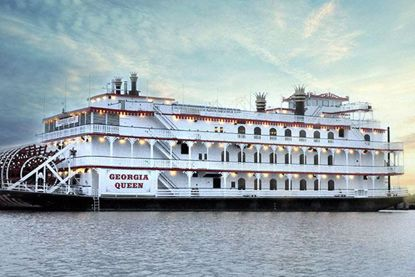 Picture of Savannah Riverboat Cruises-Sunday Brunch Cruise