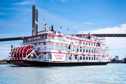 Picture of Savannah Riverboat Cruises-Luncheon Cruise