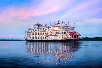 Picture of Savannah Riverboat Cruises-Saturday Sunset Cruise