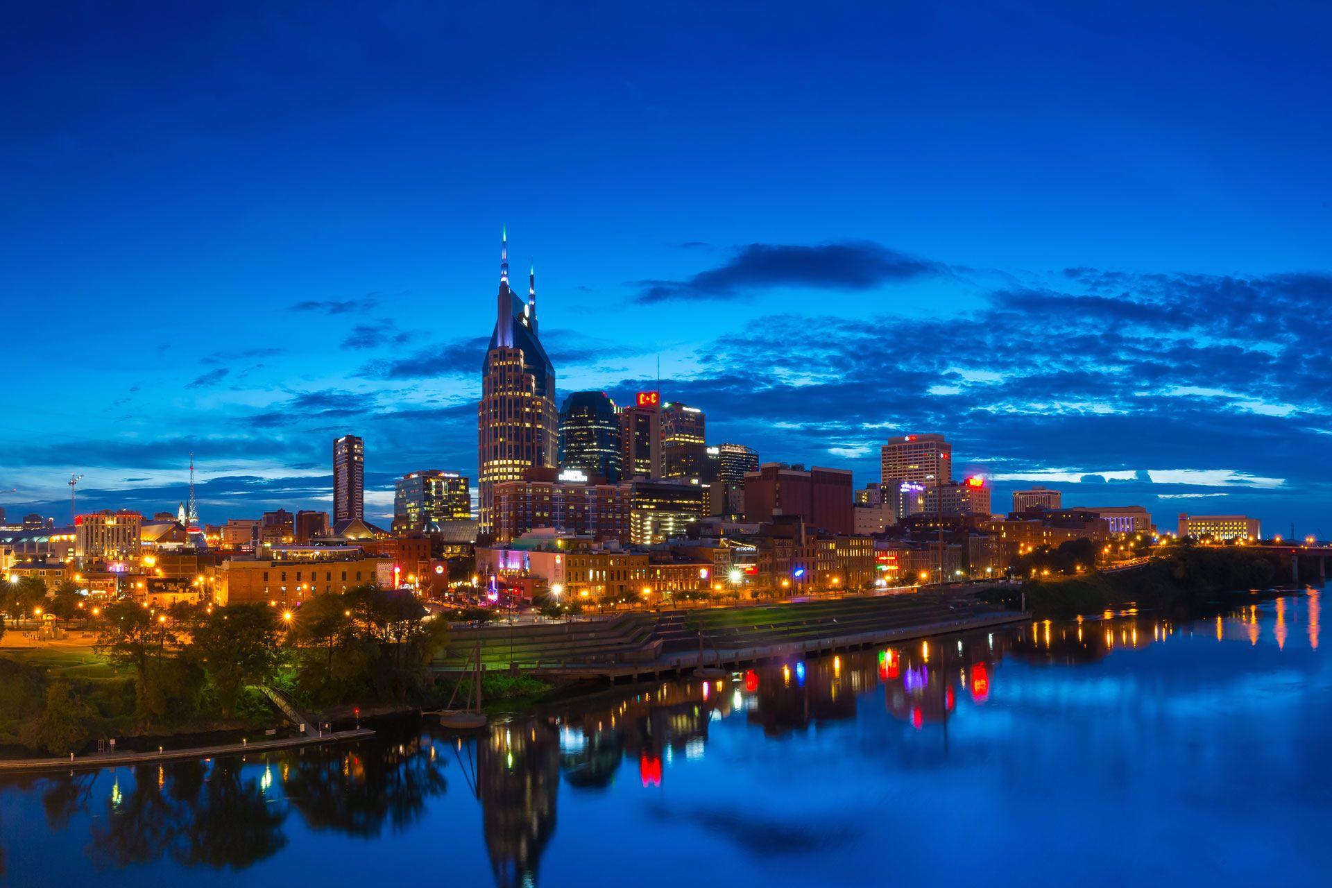Experience Nashville after dark