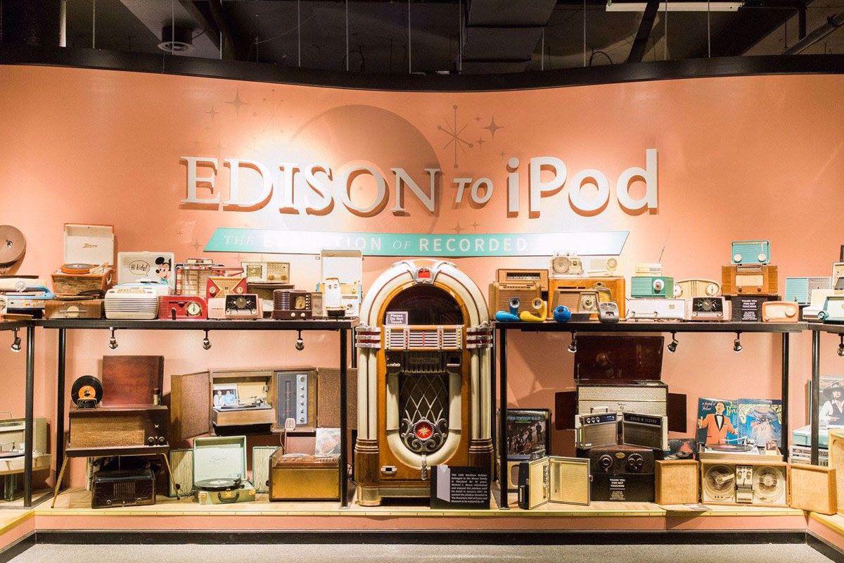 Edison to iPod