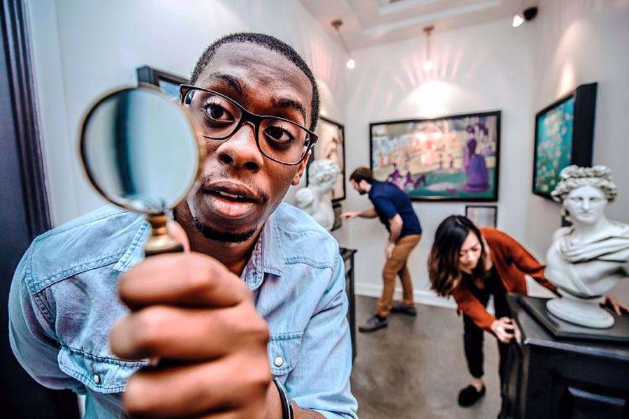 Tripadvisor's #1 fun and games attraction