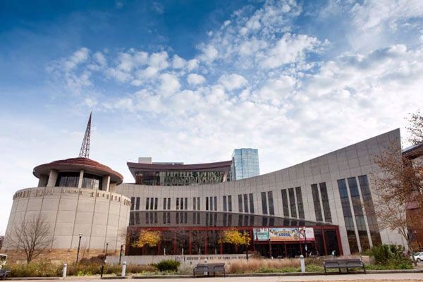 Country Music Hall of Fame with Studio B Tour