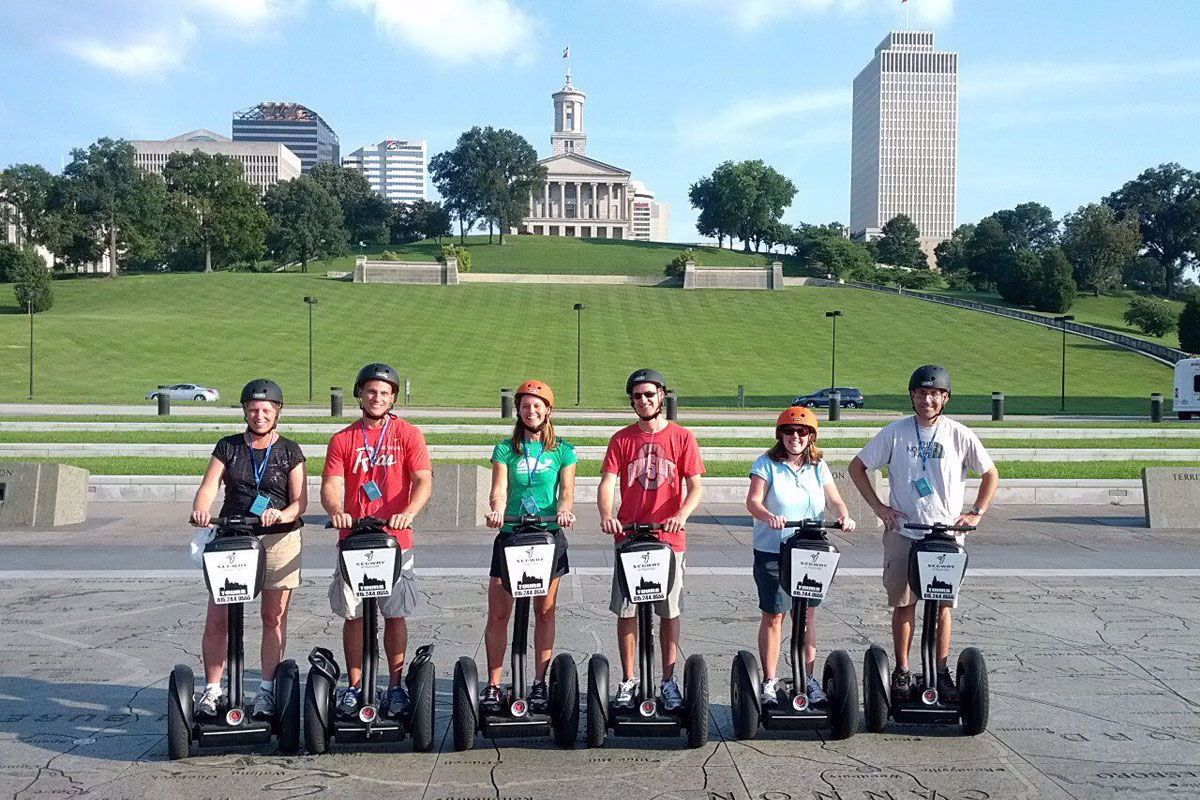 Glide through the heart of music city