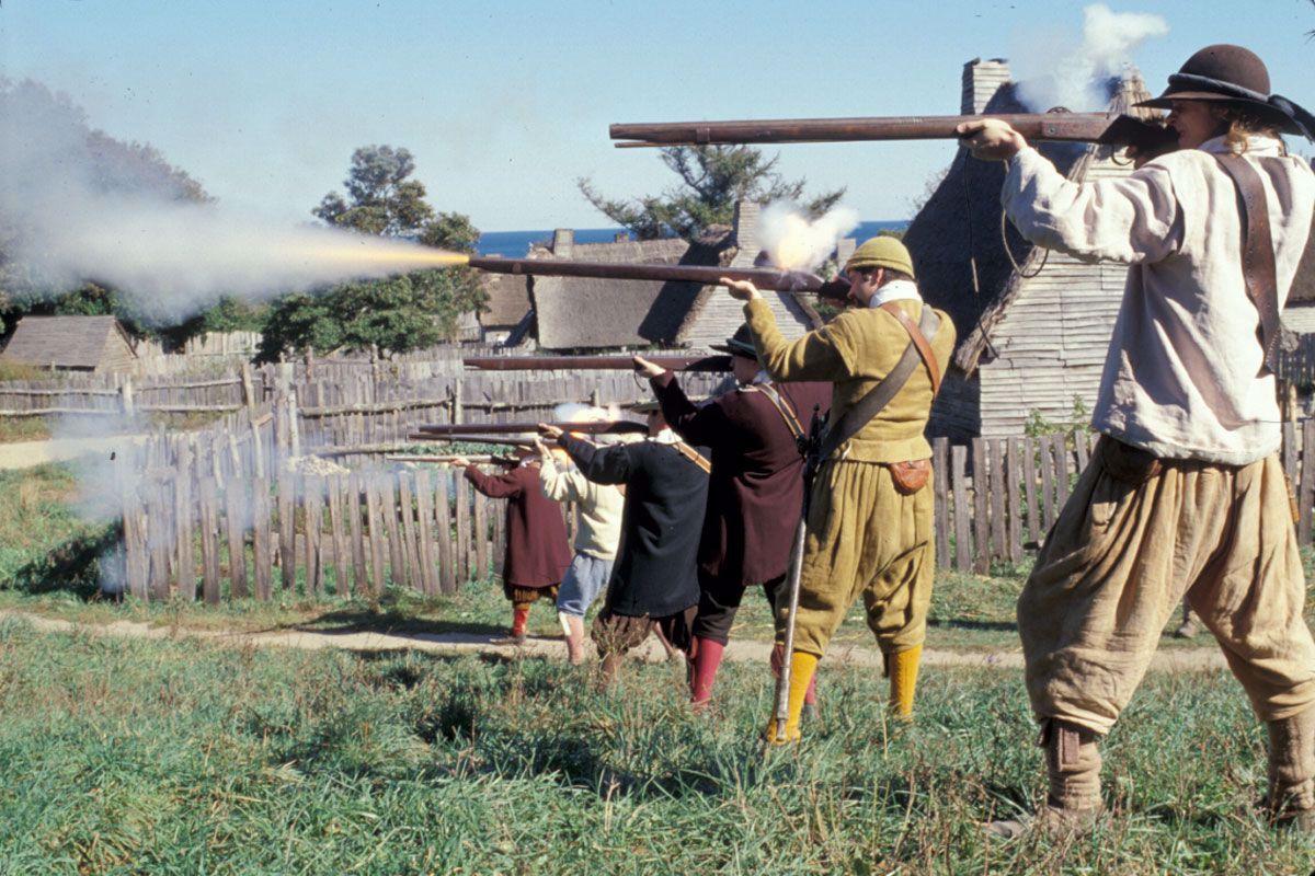 17th Century Colonial Military Dutch Days