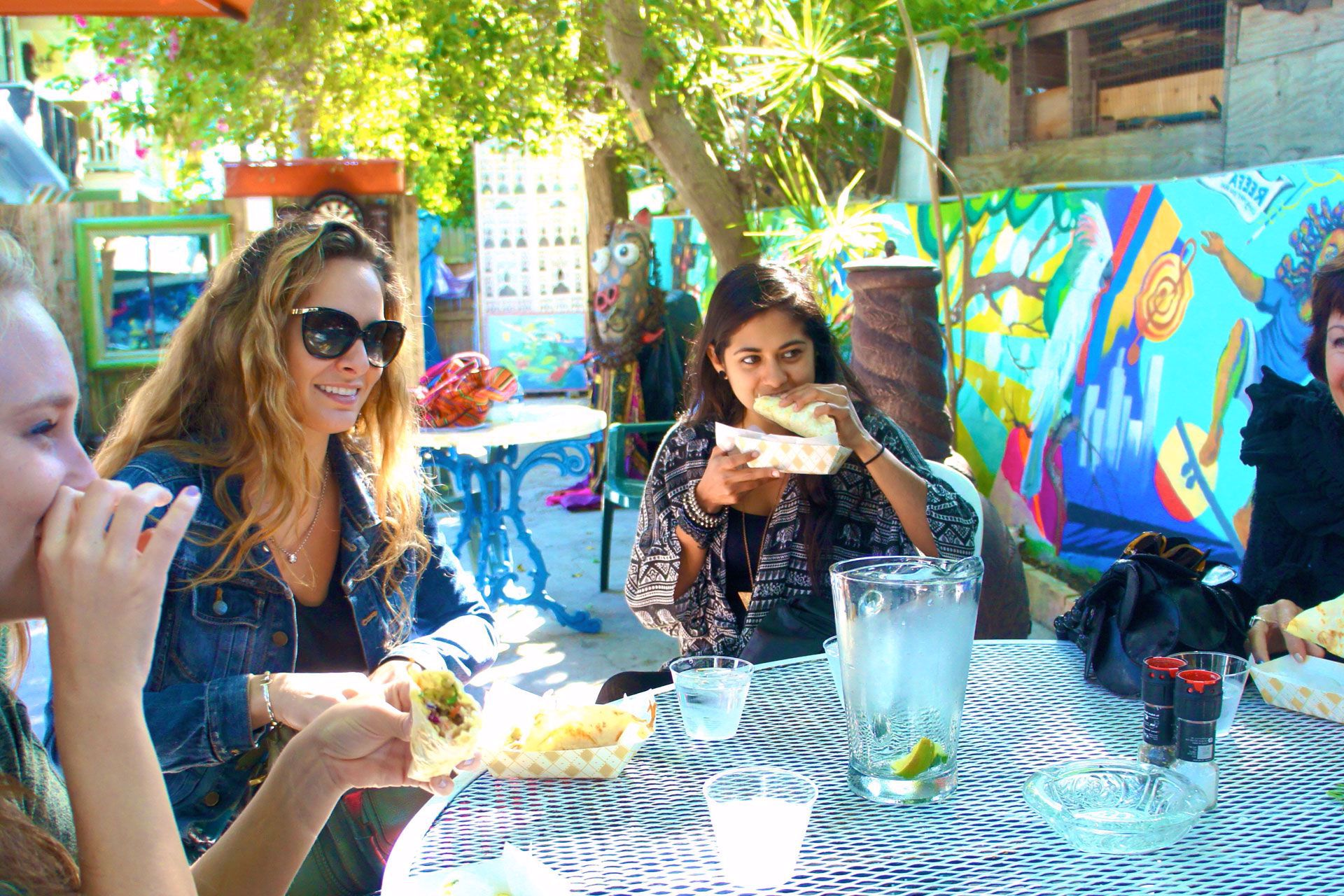 Meet your fellow foodies in old Key West