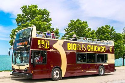 Big Bus Tours Chicago