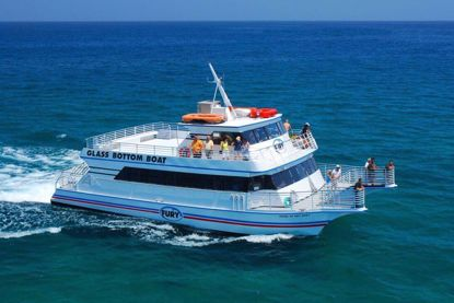 Glass Bottom Boat Key West