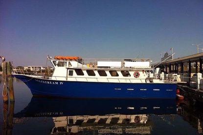 Gulfstream Fishing Boat