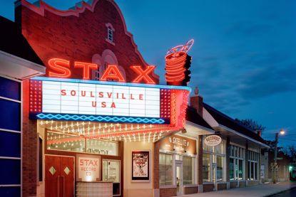 Stax Museum Soulsville USA
