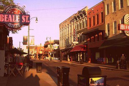 Beale Street Walking Tour