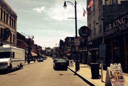 Historic Memphis Walking Tour