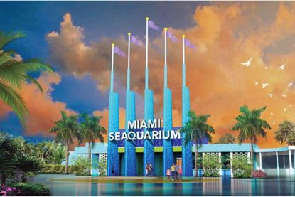 The Miami Seaquarium