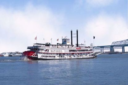 Steamboat Natchez