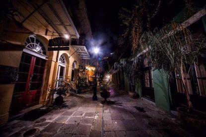 Ghosts & Spirits Walking Tour