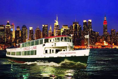 Circle Line Presents The Harbor Lights Cruise