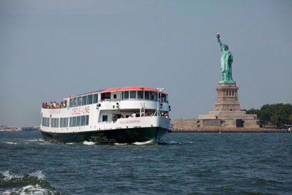 Liberty Cruise aboard Circle Line