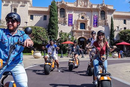 See the San Diego sights at your own pace