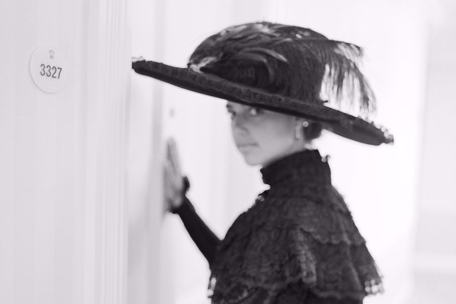 Official account of Kate Morgan's 1892 visit