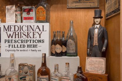 The American Prohibition Museum & Drink Package