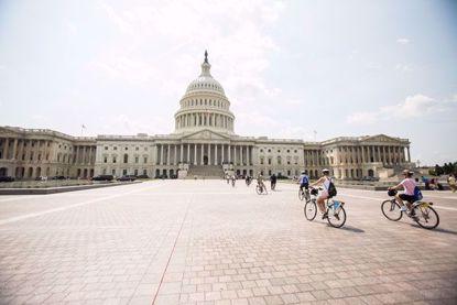 Washington DC Capital Bike Tour