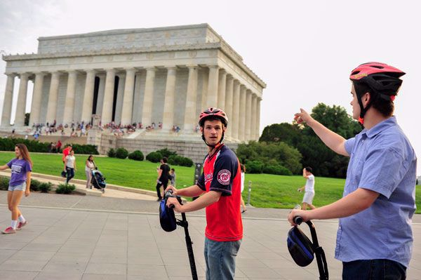 Explore DC the fun way