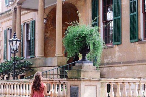Savannah's most stunning downtown