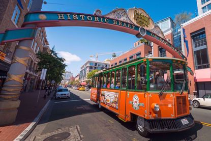 Old Town Trolley Tours of San Diego Silver Pass