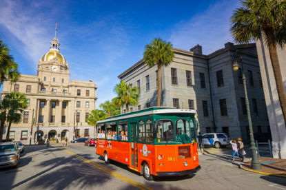 Savannah Old Town Trolley-2 Day Pas